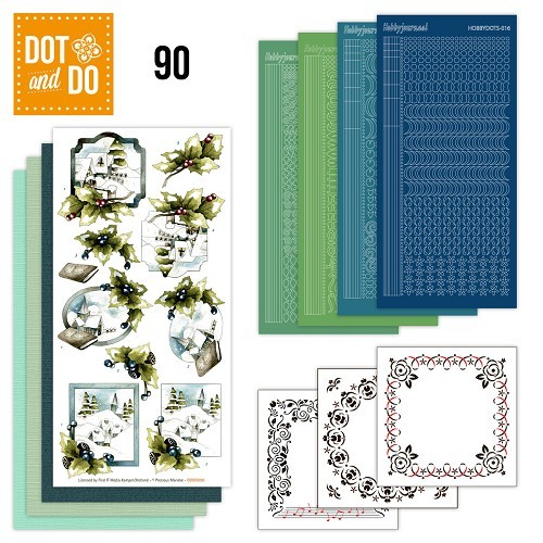 Dot and Do 90: Landschappen