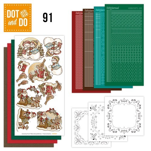 Dot & Do 91: Holly Jolly Mix