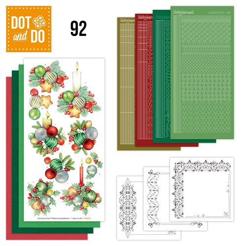 Dot & Do 92: Kerstkaarsen