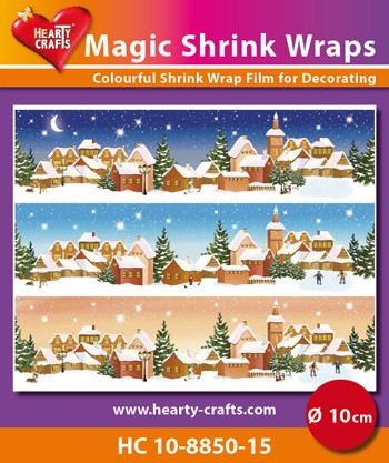 HC: Magic Shrink Wraps; Winter
