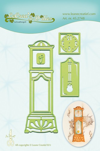 LaCrea: Lea`bilitie; Grandfather Clock 110 mm