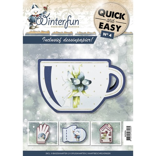 Precious Marieke; Winterfun; Quick and Easy 4