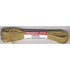 Needloft: Metallic garen; Goud