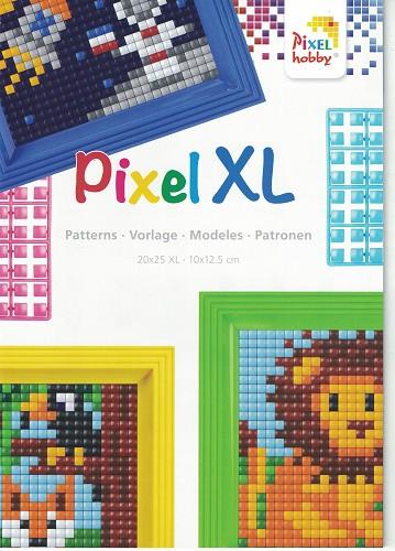 Pixelhobby Boekje Pixel Xl Voorbeelden Voor 10 X 125 Cm Welkom Op