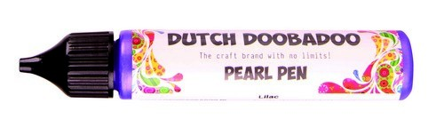 DDBD: Pearl pen; 28 ml, LILA