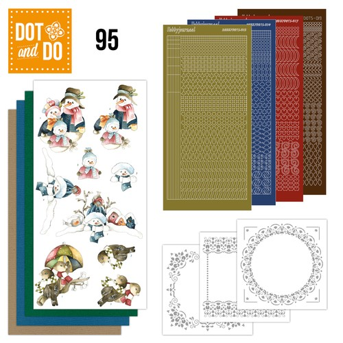 Dot & Do 95: Winterfun
