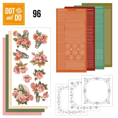 Dot & Do 96: Bloemen