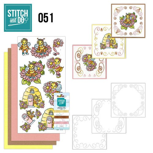 Stitch and Do 51; Bijtjes