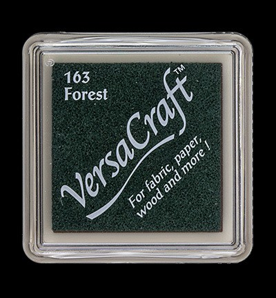 Versacraft: Inkpad small; FOREST