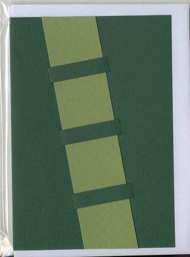 Romak: Strippenkaart, 4 pcs strips included, Darkgreen/Olive