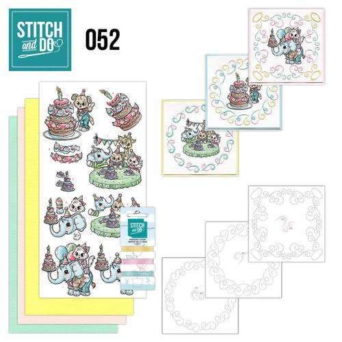 Stitch and Do 52: Tods and Toddlers