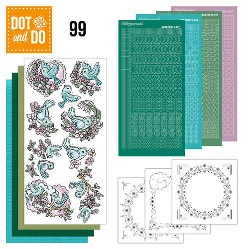 Dot en Do 99: Spring-Tastic