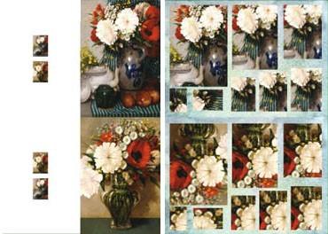 Em Je Pyramidspakket Flowers In Vase Welkom Op De Internet Winkel
