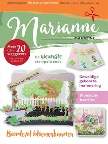 MD: Marianne Doe magazine 33