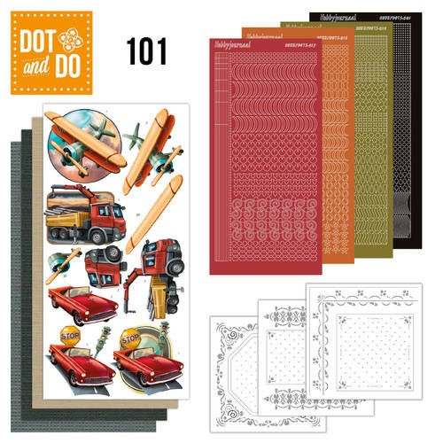 Dot and Do: 101; Vintage Vehicles