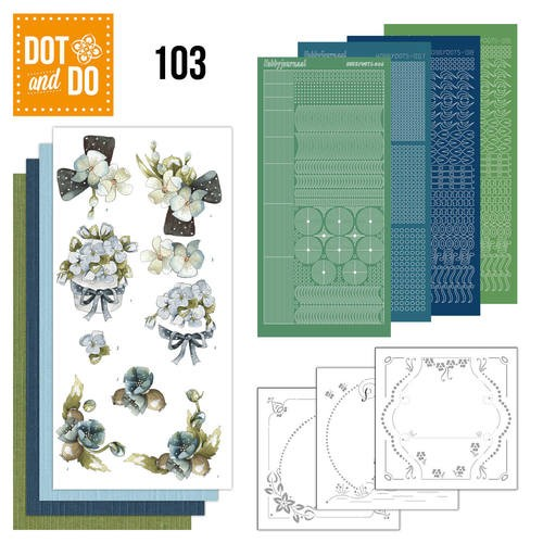 Dot and Do 103: Fantastic Flowers