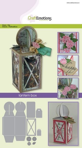 CraftEmotions: Die Lantern box