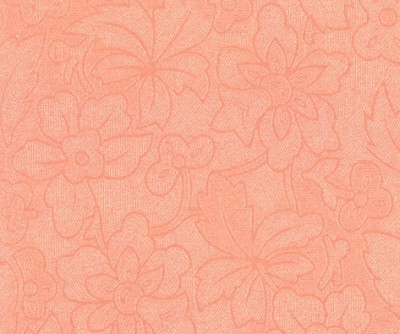 FI: 5 pcs Embossed paper A4; Flower & Leaves, Salmon