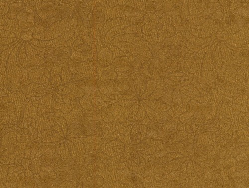 FI: 5 pcs Embossed paper A4; Flower & Leaves, Olive