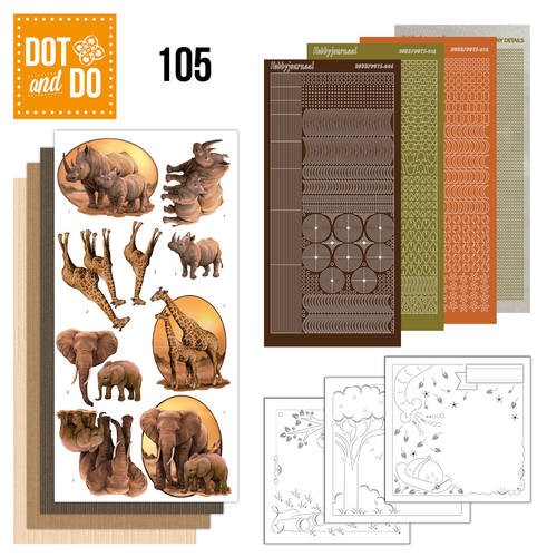 Dot + Do: 105; Wild Animals