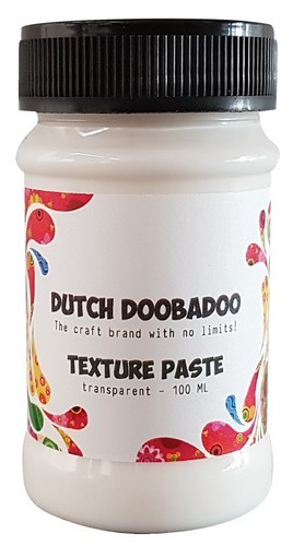 DDBD: Structure Paste 100 ml TRANSPARENT