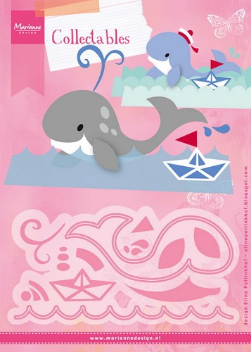 MD: Collectable 1430; Eline`s Whale