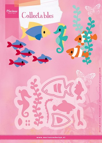 MD: Collectable 1431; Tropical Fish
