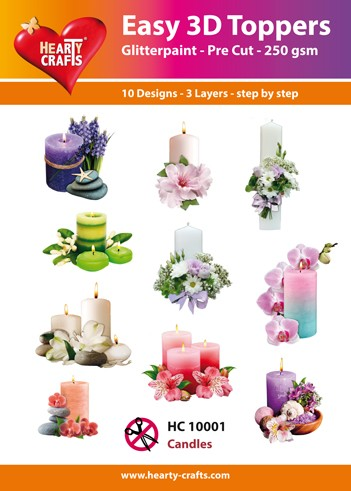 HC: Easy 3D; Candles