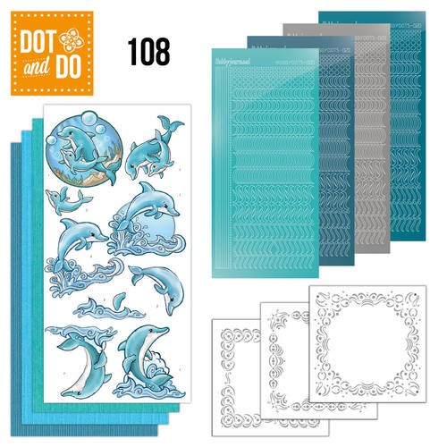 Dot and Do 108; Dolphins