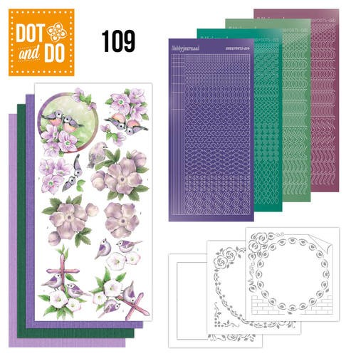 Dot and Do 109; Condoleance