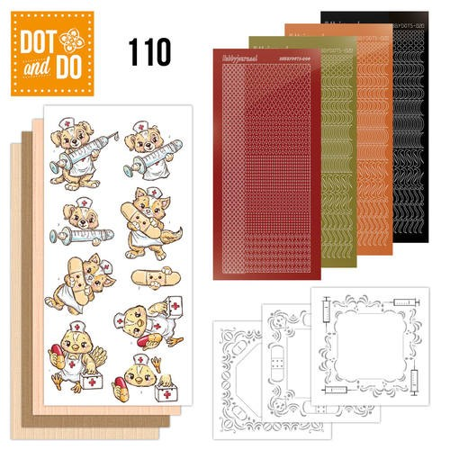 Dot and Do 110; Beterschap