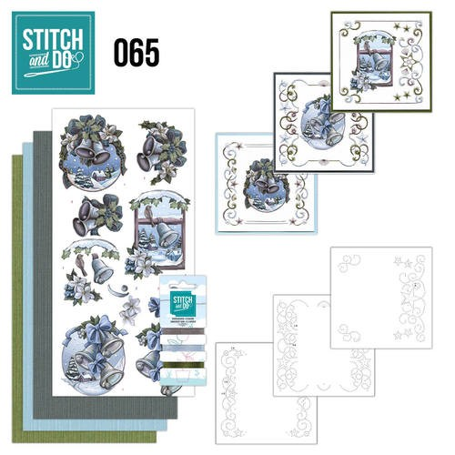Stitch and Do 65: The feeling of Christmas
