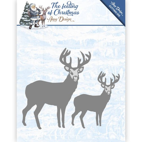Amy Design: The Feeling of Christmas; Die; Christmas Reindeer