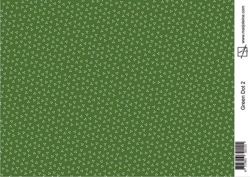 Marjoleine: Green dot