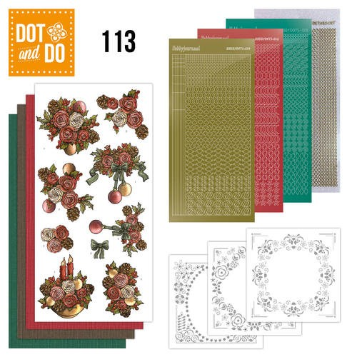 Dot + Do 113: Christmas Flowers