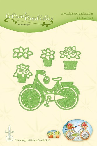 Leabilitie: Bicycle with Baskets