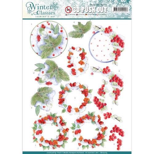 Jeanine: Winter Classics; Push Out - Winterberries