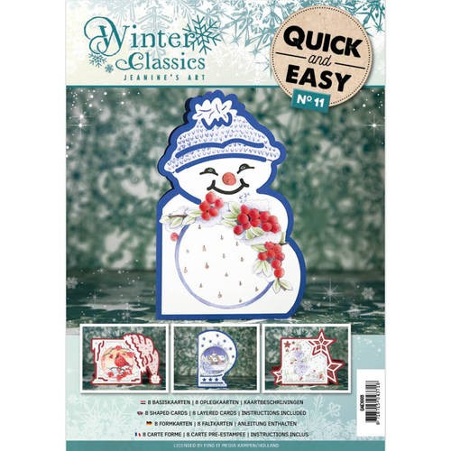 Jeanine: Winter Classics; Quick and Easy 11