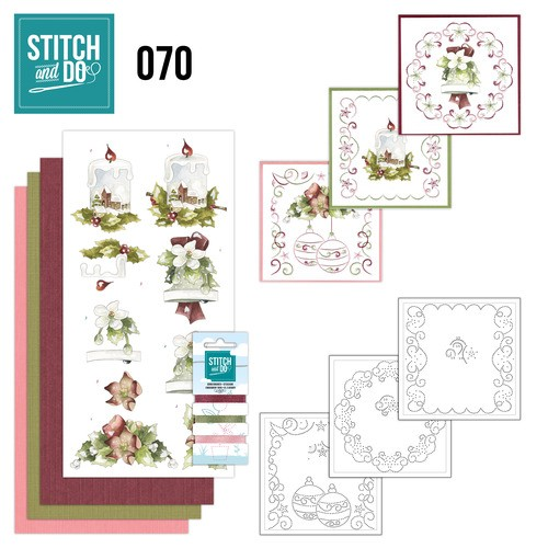 Stitch and Do 70: Christmas