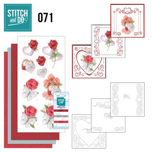 Stitch and Do 71: Wedding