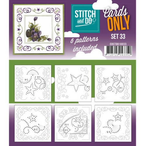 Stitch and Do: Cards Only 33