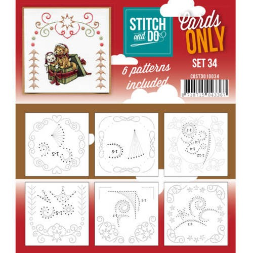 Stitch and Do: Cards Only 34