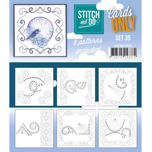 Stitch and Do: Cards Only 35