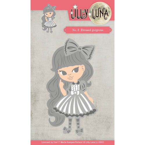 CD: Lilly Luna; Die - Dressed Gorgeous