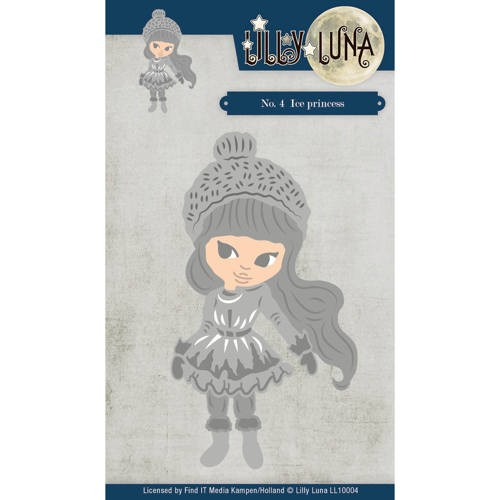 CD: Lilly Luna; Die - Ice Princess