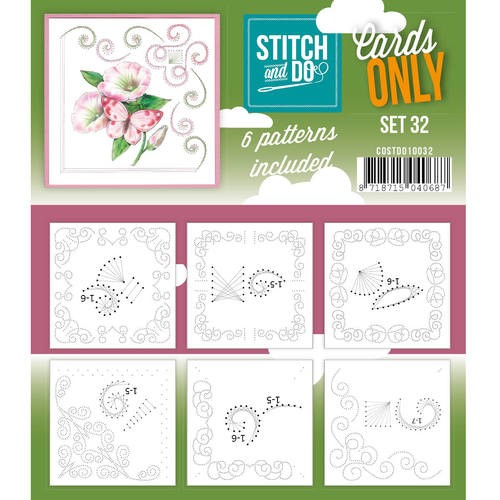 Stitch and Do: Cards Only 32