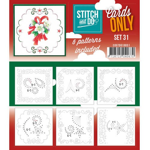 Stitch and Do: Cards Only 31