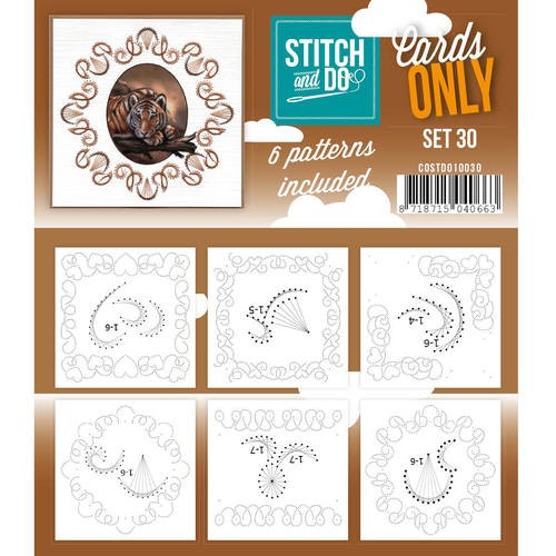 Stitch and Do: Cards Only 30