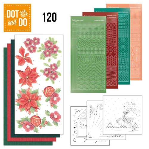 Dot and Do: 120; Jeannine - Winter Flowers