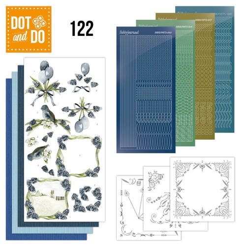 Dot+Do 122: PM - Blauwe Druifjes